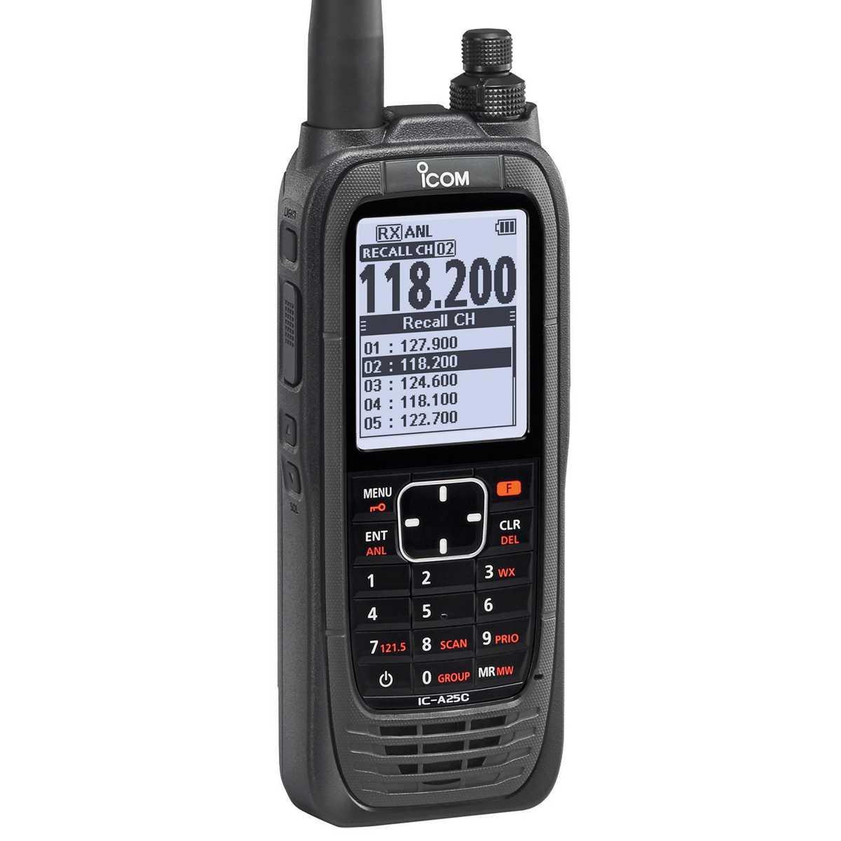 Icom IC-A25CE IC-A25NE