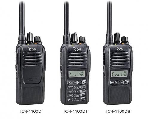 Icom F1100-Serie
