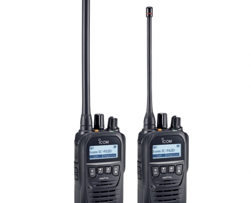 Icom IC-F52D IC-F62D