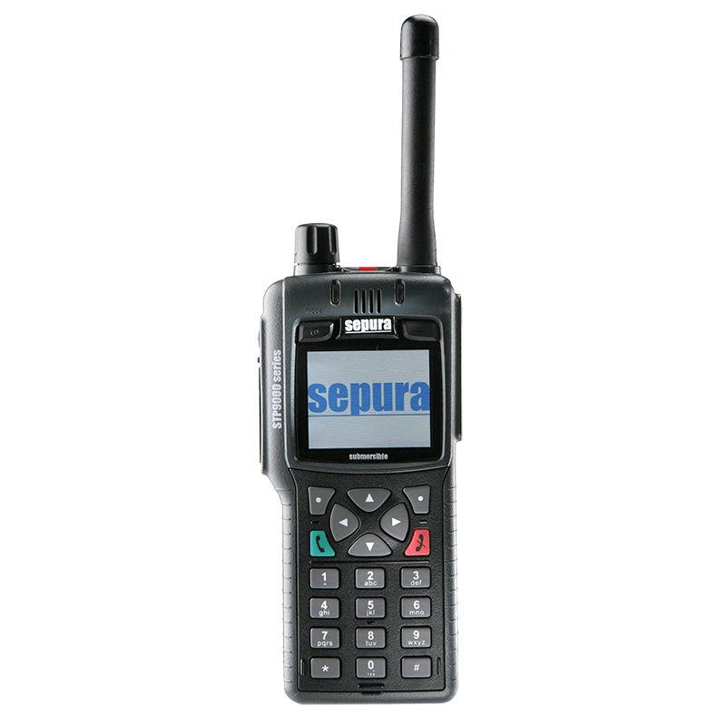 Sepura STP 9000