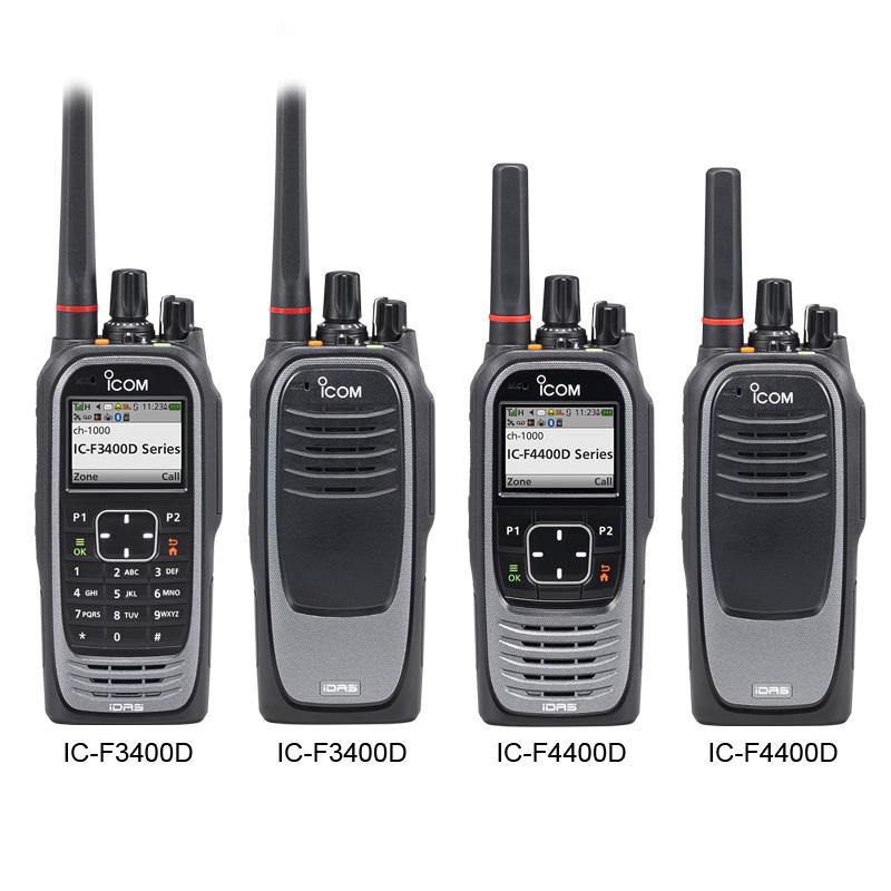 Icom F3400 D F4400D