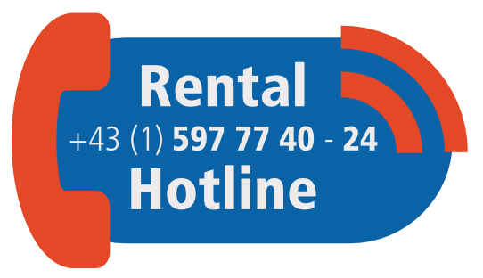 Funktechnik Rental Hotline